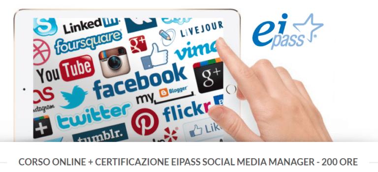 CORSO+CERTIFICAZIONE: Diventa Un Professionista Digitale!