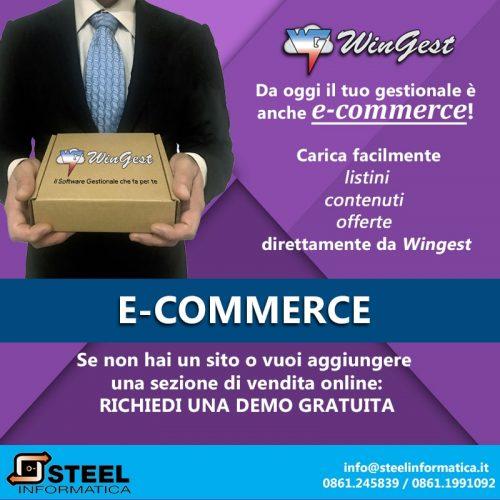 Sito e-commerce? perchè no!