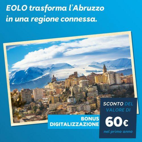 EOLO: iniziative speciali!