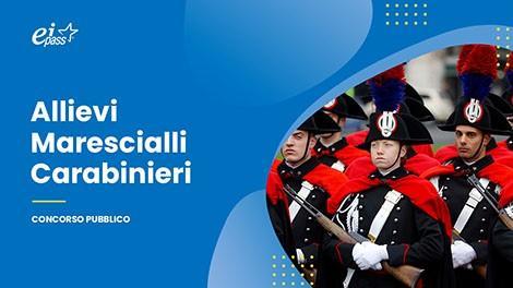 Bando Marescialli Carabinieri 2021: EIPASS valido come titolo informatico